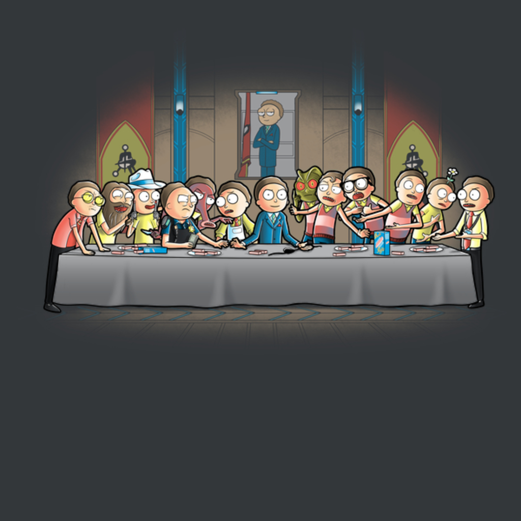 NeatoShop: Morty´s dinner