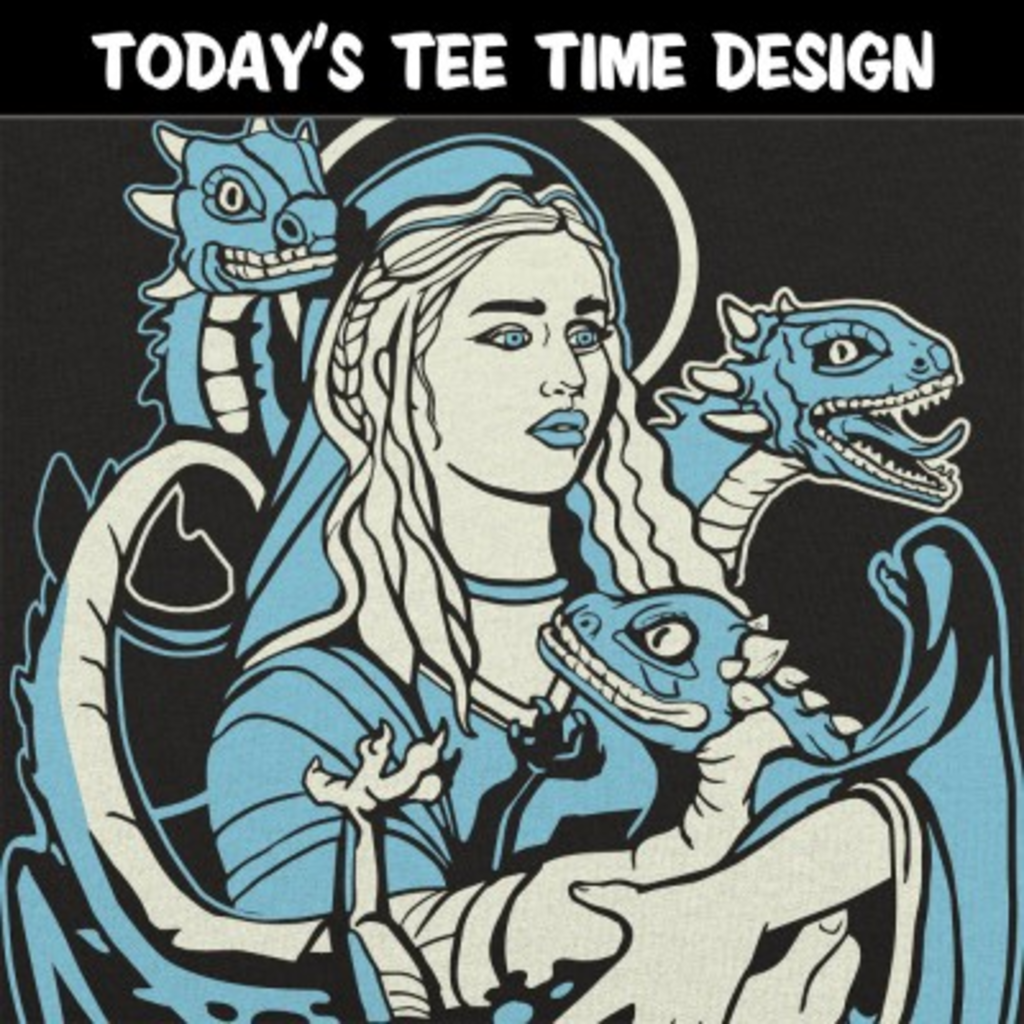 6 Dollar Shirts: Mother And Dragons