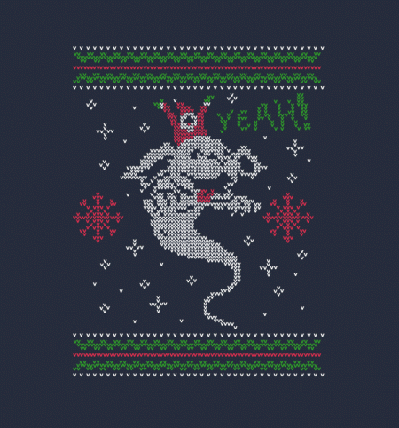 BustedTees: NeverEnding Christmas