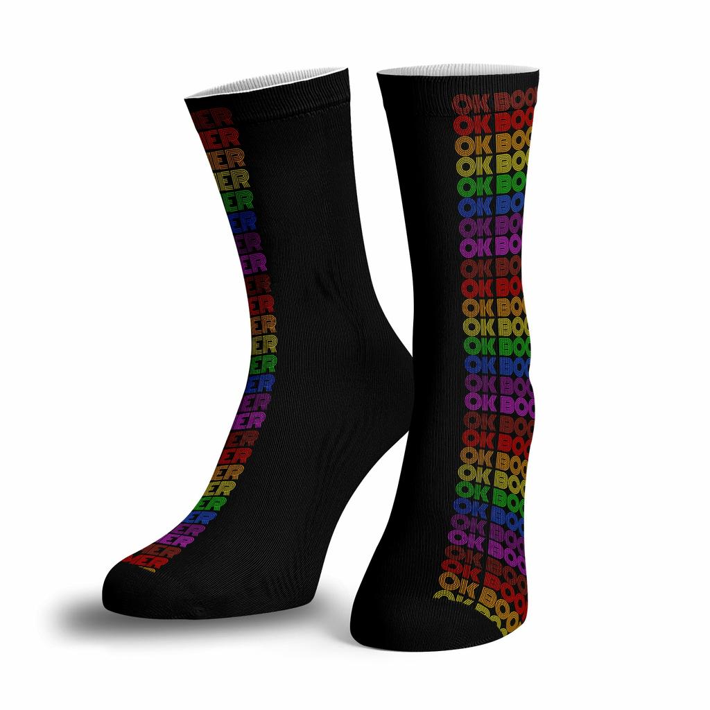 BustedTees: OK Boomer Socks