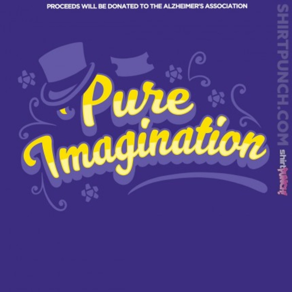 ShirtPunch: Pure Imagination