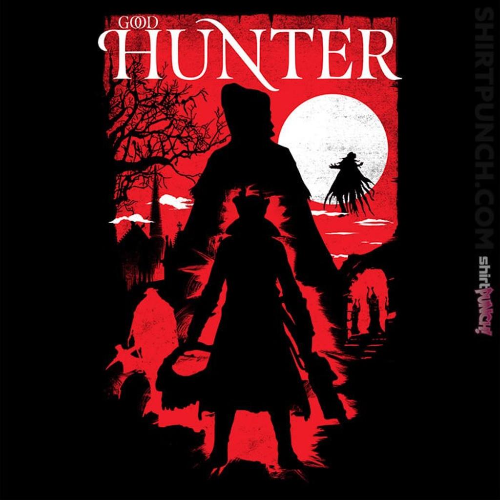 ShirtPunch: Good Hunter