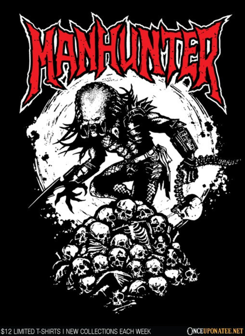 Once Upon a Tee: Manhunter