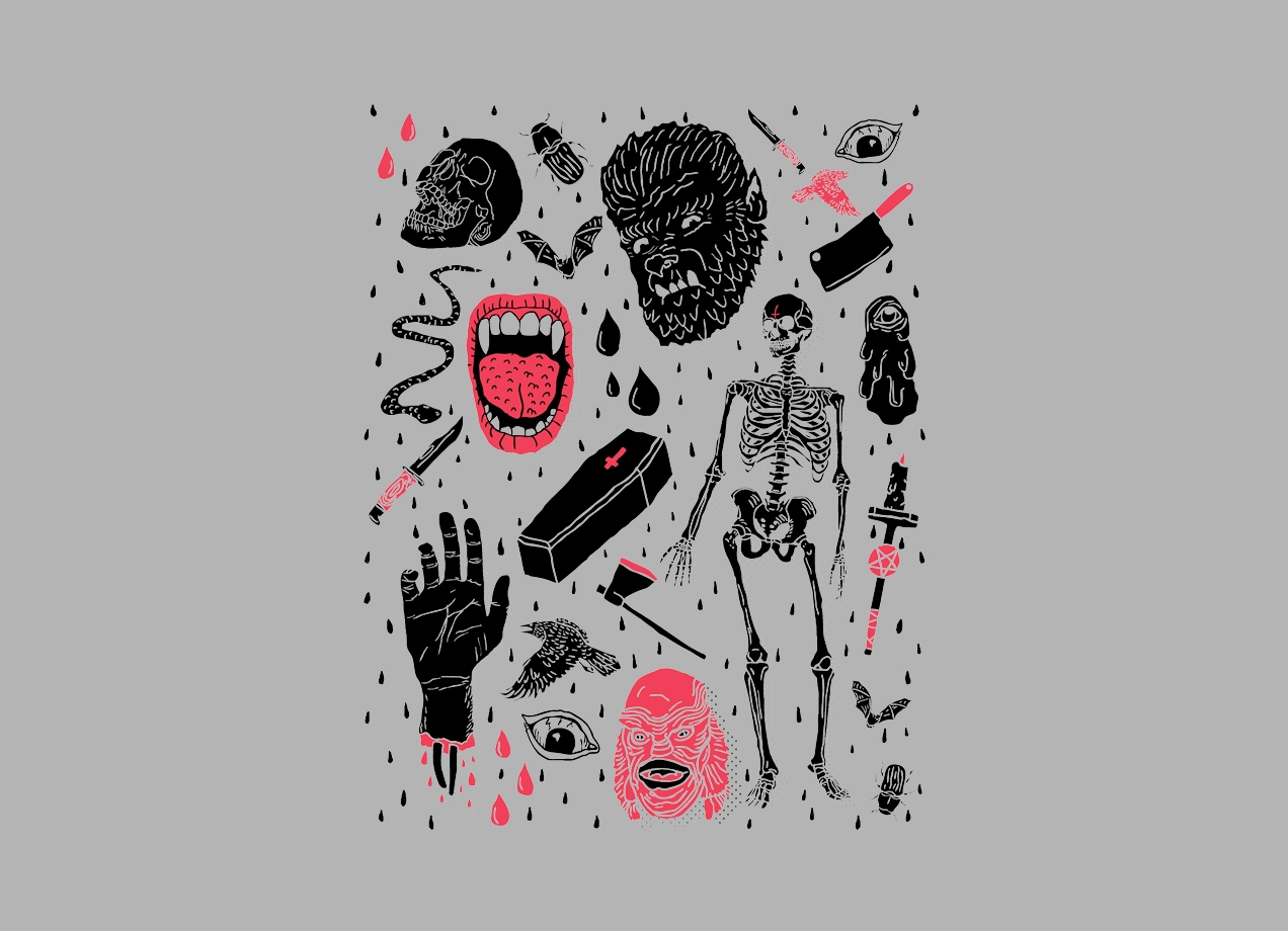 Threadless: Whole Lotta Horror