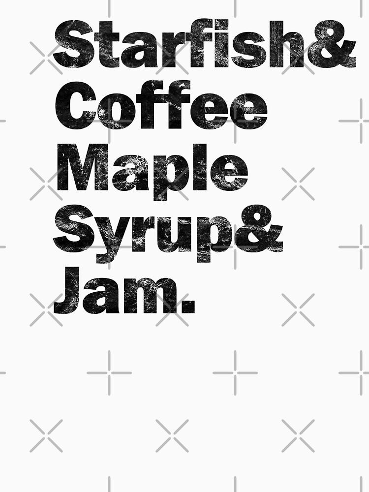 RedBubble: PRINCE Starfish & Coffee...