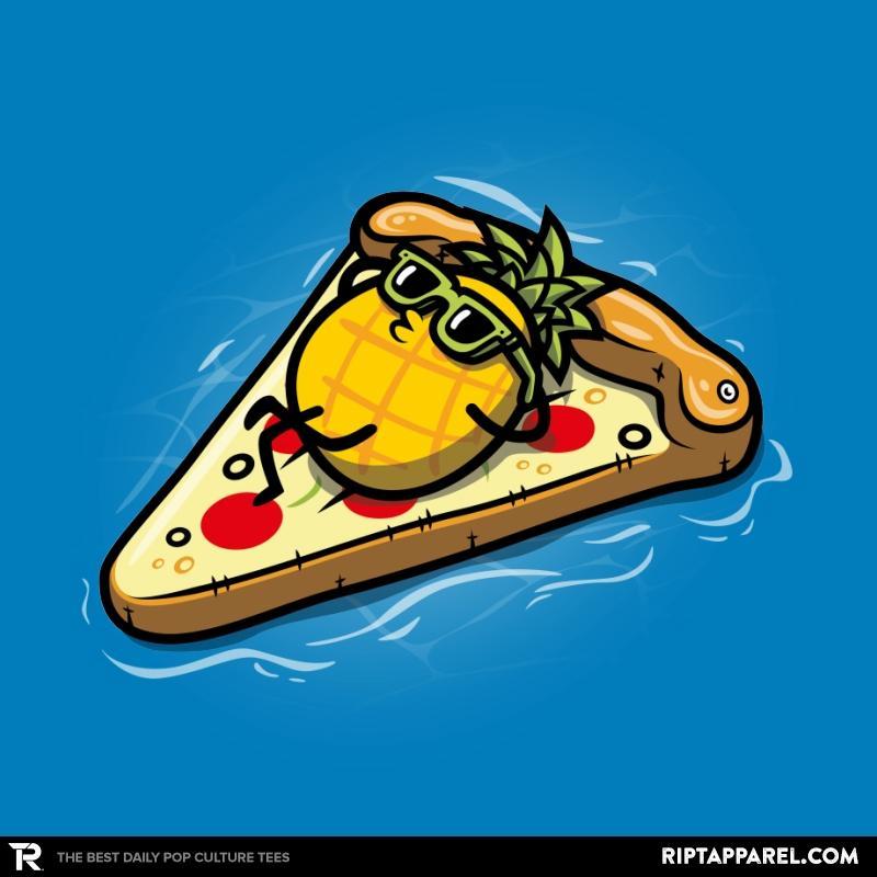 Ript: Pineapple Loves Pizza
