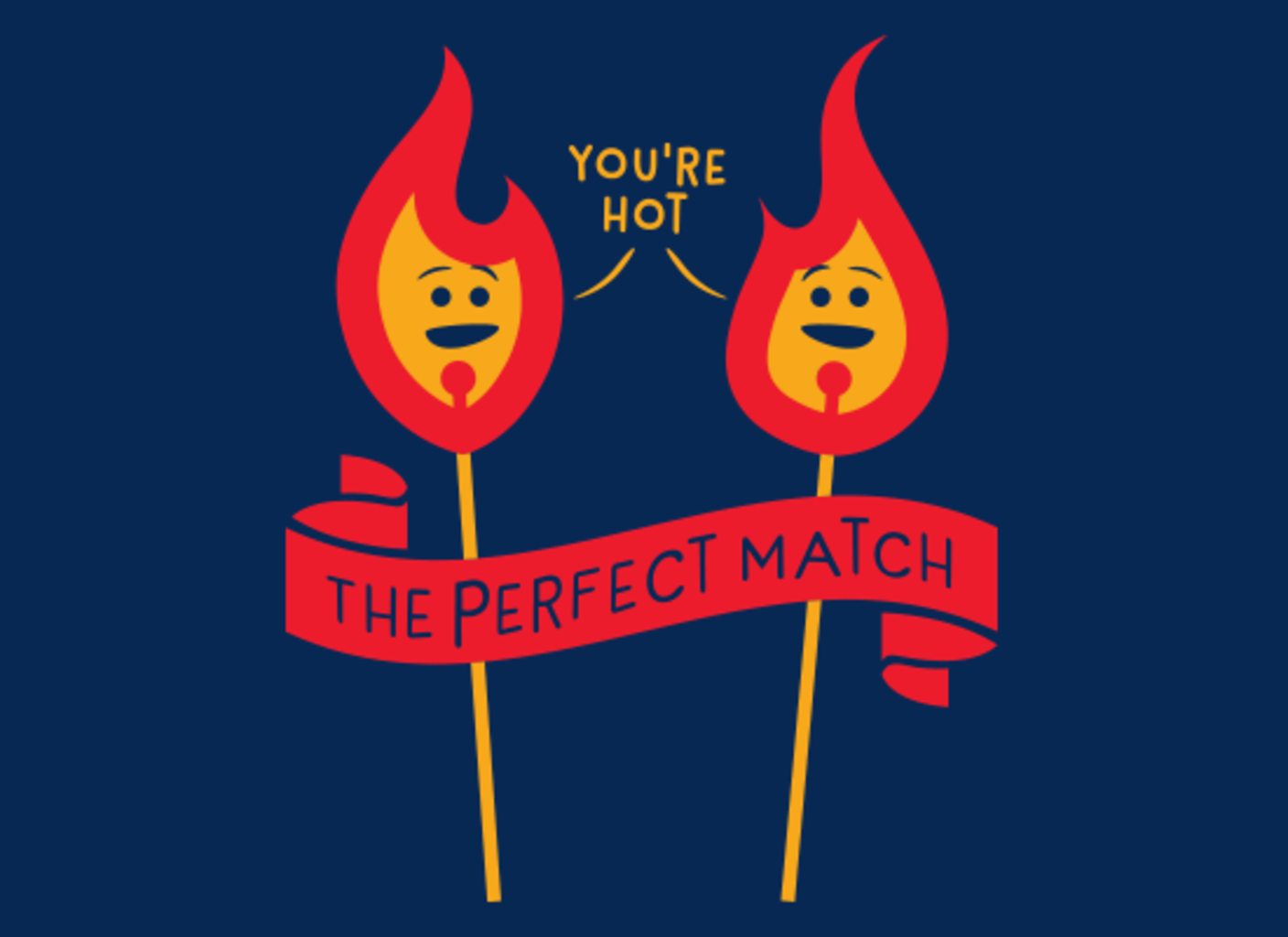 SnorgTees: The Perfect Match