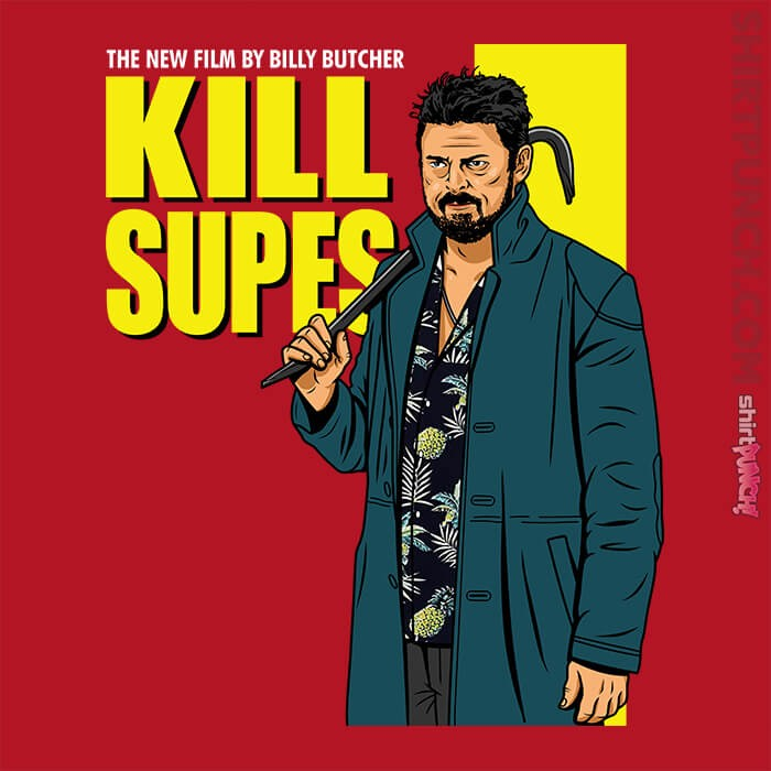 ShirtPunch: Kill Supes