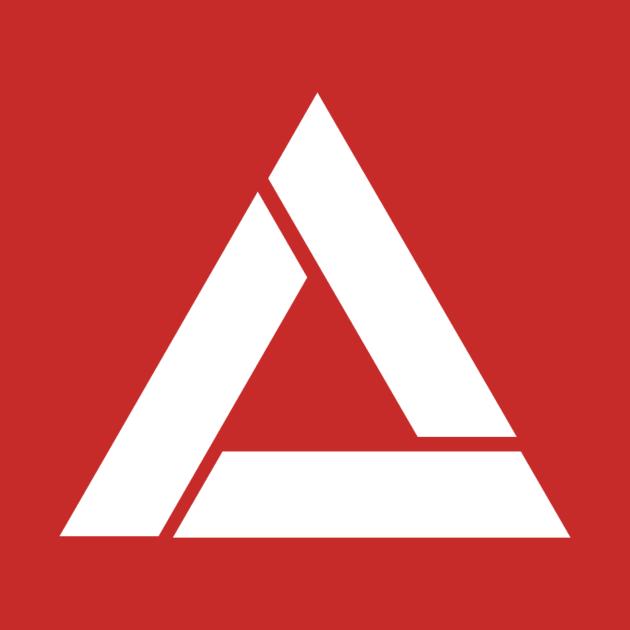TeePublic: Obelisk Pyramid Logo