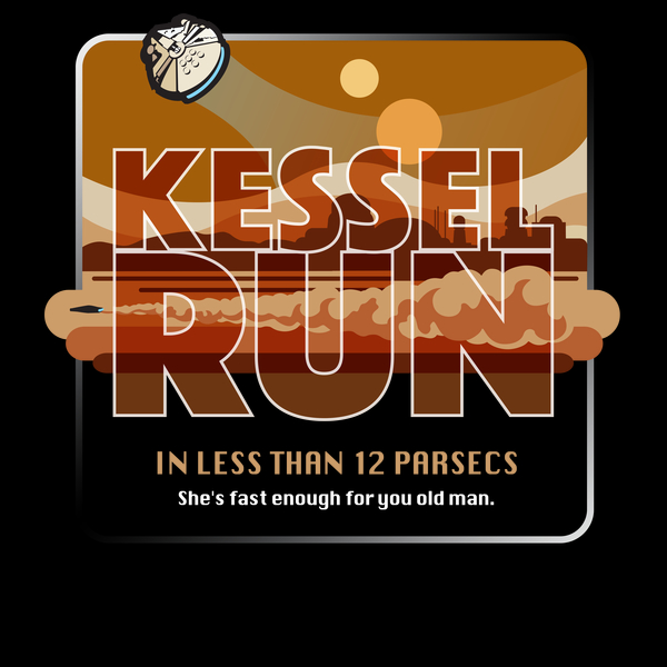 NeatoShop: Solo : Kessel Run