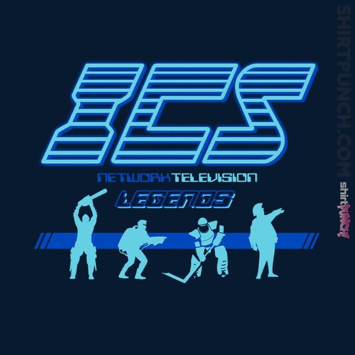 ShirtPunch: Running Man ICS Legends