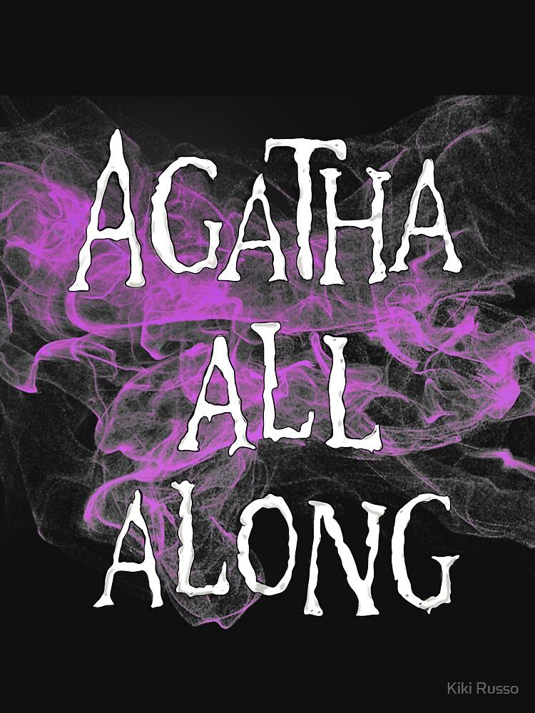 RedBubble: WandaVision: Agatha All Along