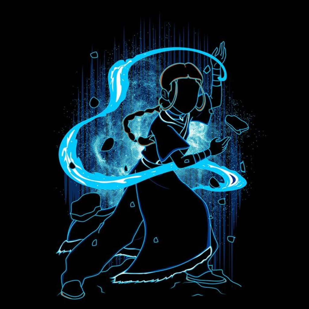 Once Upon a Tee: Shadow of Water