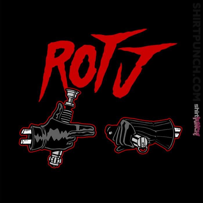 ShirtPunch: ROTJ
