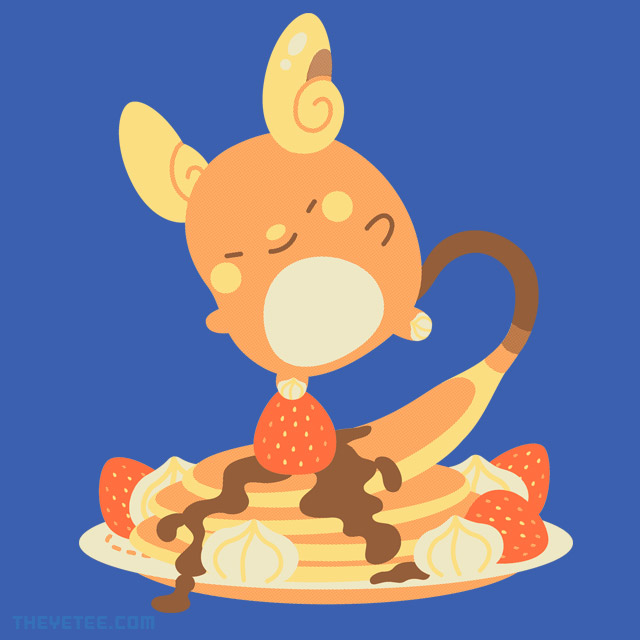 The Yetee: Tropical Breakfast