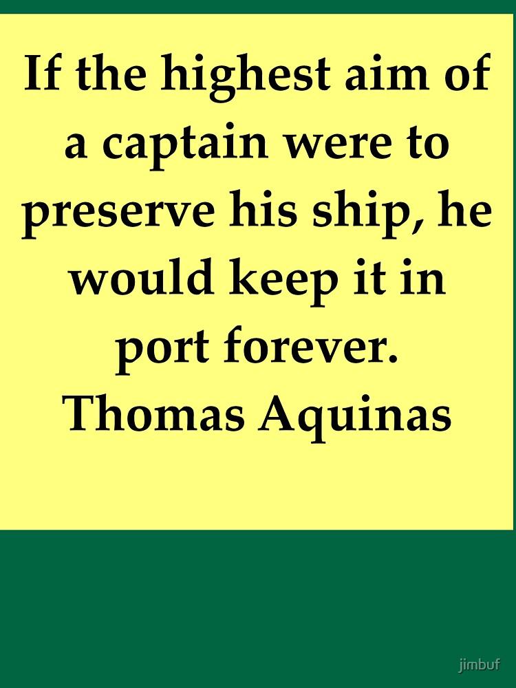 RedBubble: Thomas Aquinas quote