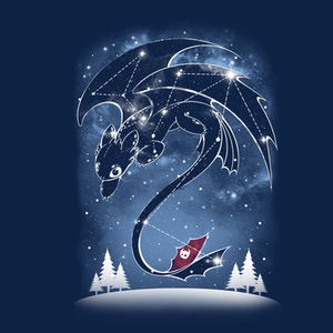 Pampling: Starry Dragon Sky