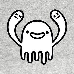 TeePublic: Ghost with Ghost Arms