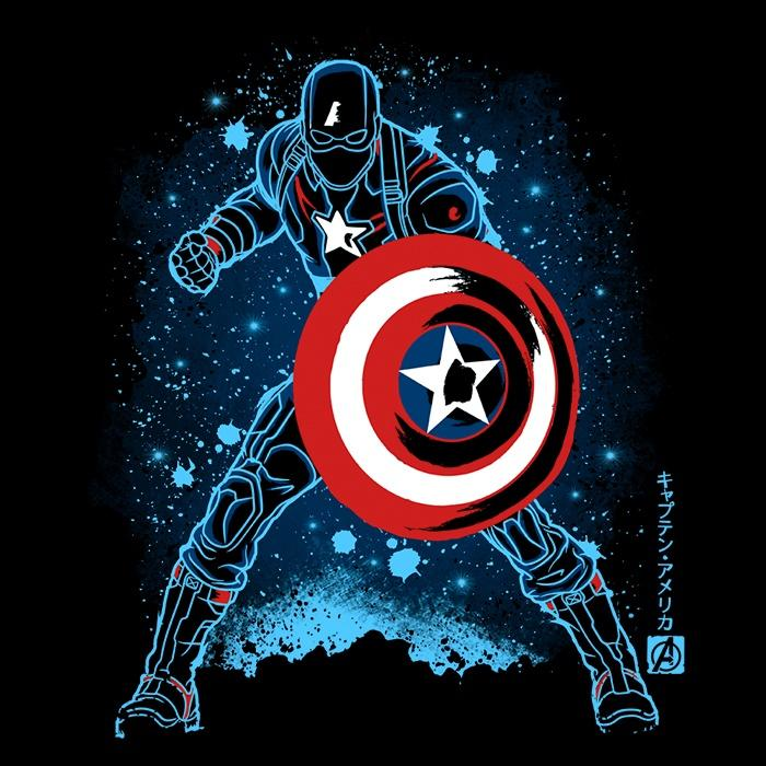 Once Upon a Tee: The Super Soldier