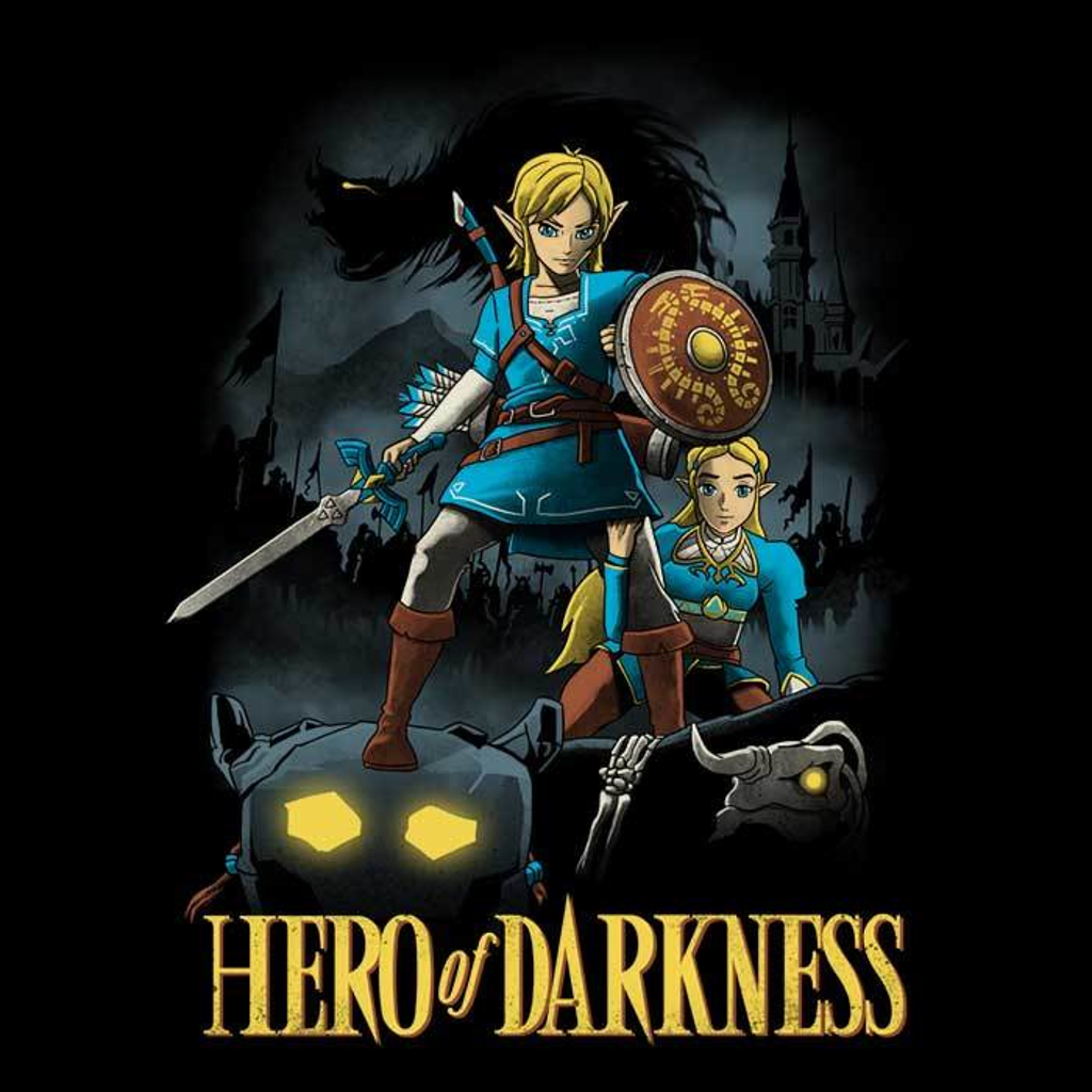 Once Upon a Tee: Hero of Darkness
