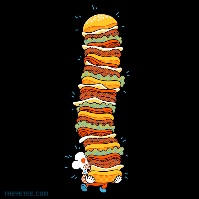 The Yetee: Order Up