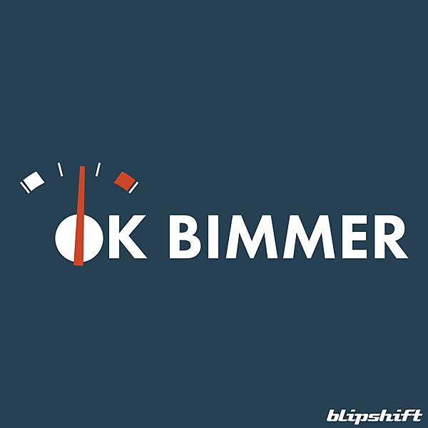 blipshift: Ok Bimmer