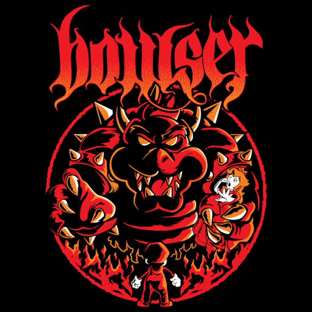 NeatoShop: Great Demon Bowser