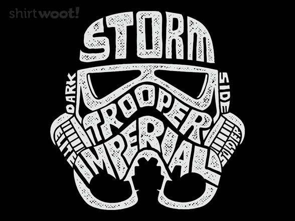 Woot!: Trooper Helmet