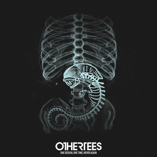 OtherTees: Creepy Pregnant