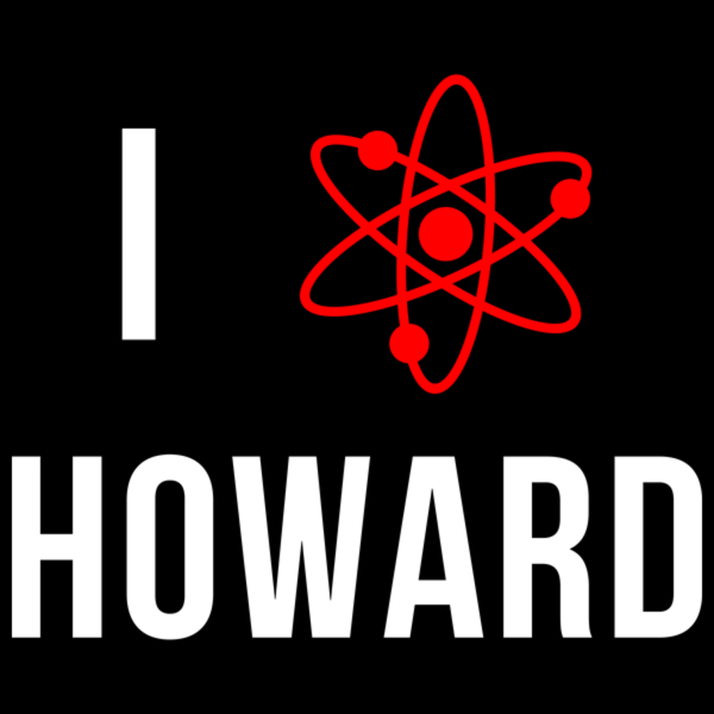 NeatoShop: I heart Howard