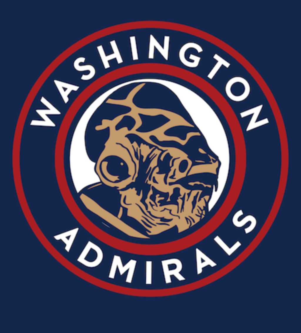 Shirt Battle: Washington Admirals