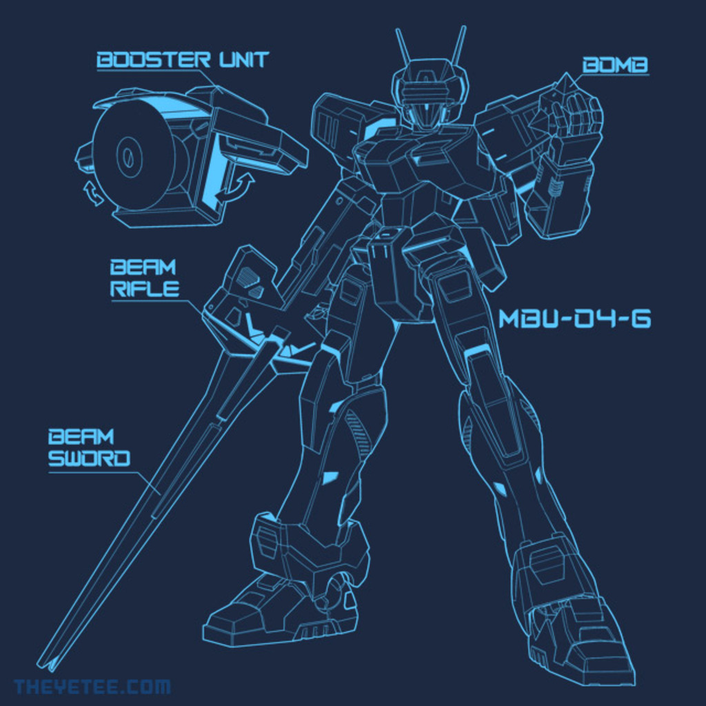 The Yetee: MBV-04-G
