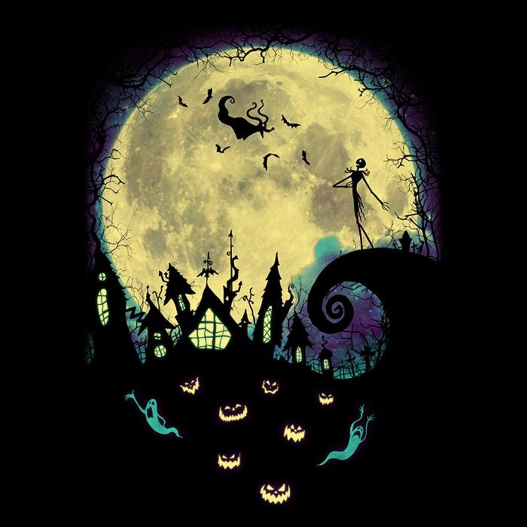 Once Upon a Tee: Nightmare Moon