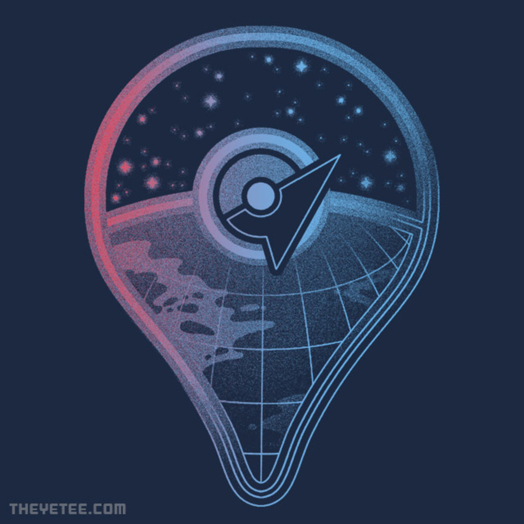 The Yetee: GO MASTER!
