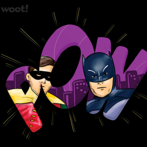 Woot!: Pow!