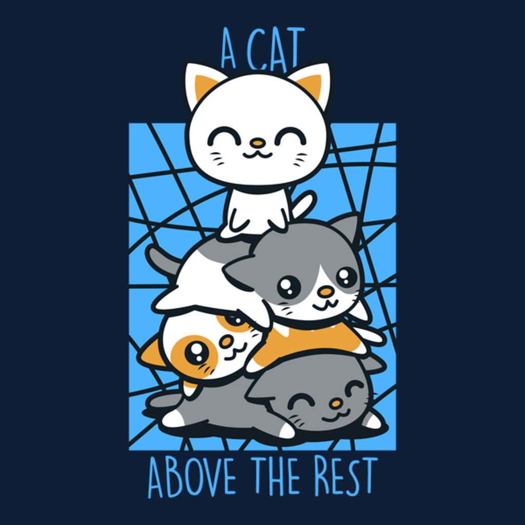 NeatoShop: A Cat above the Rest