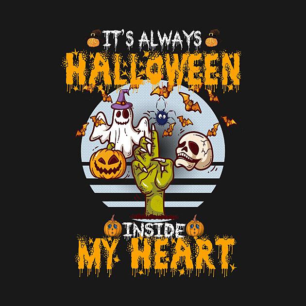 TeePublic: halloween