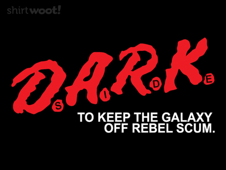 Woot!: DARE to be DARK - $15.00 + Free shipping