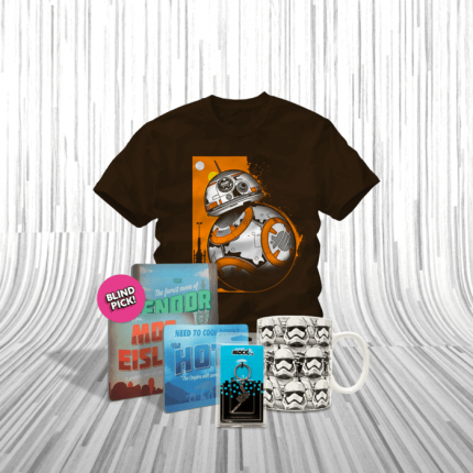 ShirtPunch: THE FIRST ORDER BUNDLE