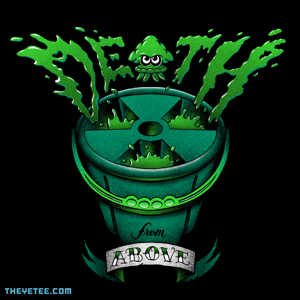 The Yetee: Death From Above