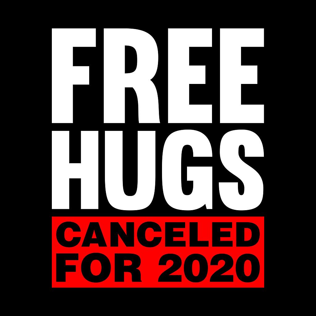 TeeTee: 2020 FREE HUGS