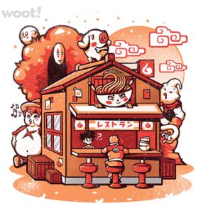 Woot!: Anime Ramen Shop