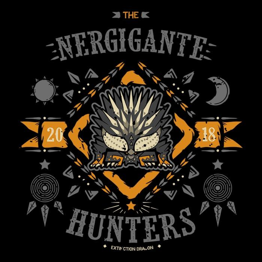 Once Upon a Tee: The Nergigante Hunters
