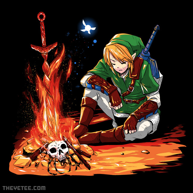 The Yetee: Dark Link
