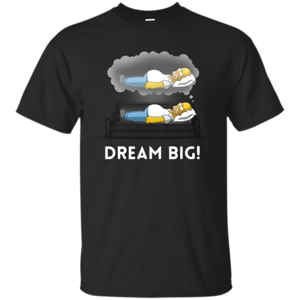 Pop-Up Tee: Dream Big!
