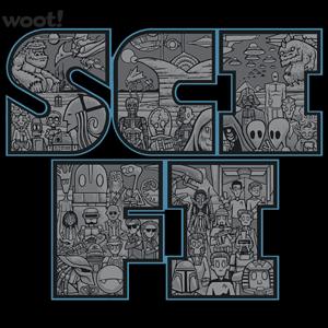 Woot!: SCI-FI