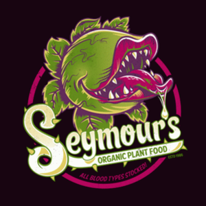 BustedTees: Seymours Organic Plant Food
