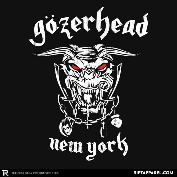 Ript: Gozerhead