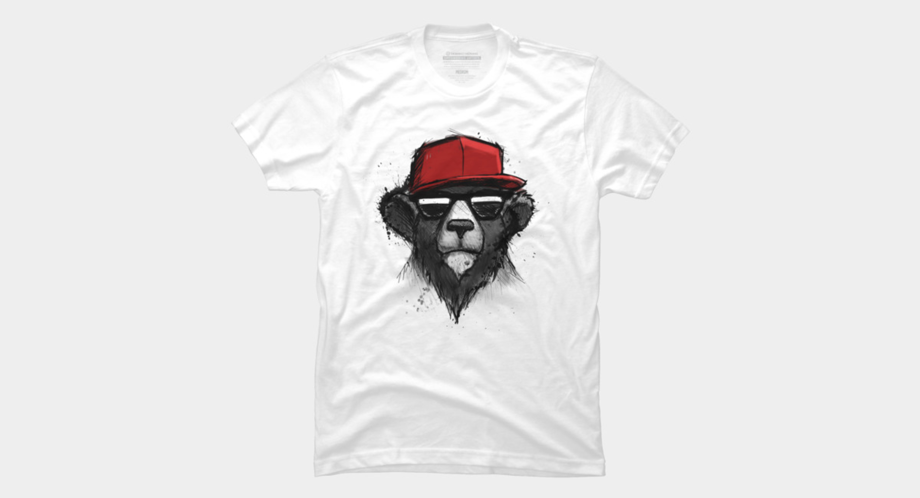 Design by Humans: Dope Bear