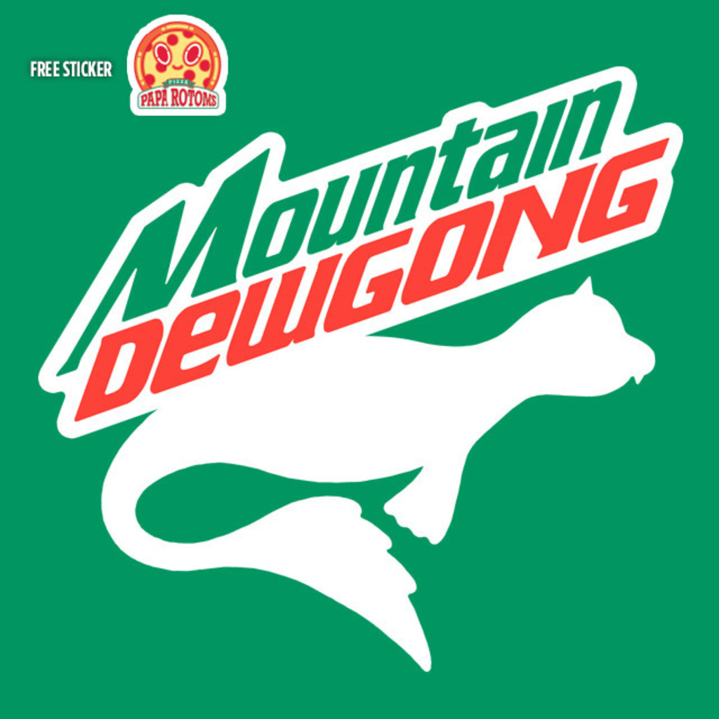 The Yetee: MT. DEWGONG